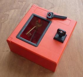 Boite a clefs securite incendie C