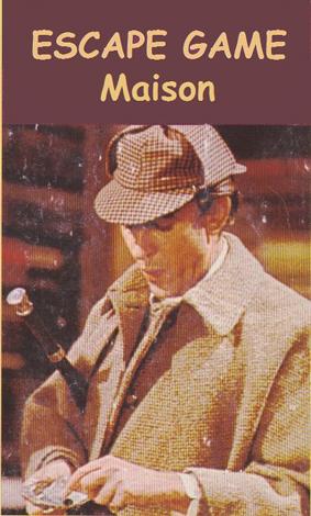 Sherlock Holmes Escape game
